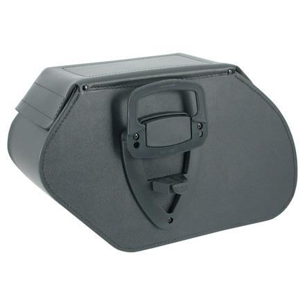 Klicbag Saddlebags 17 Liter, Zwart (2 van 3)