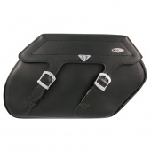 Saddlebags 23 Liter - Zwart