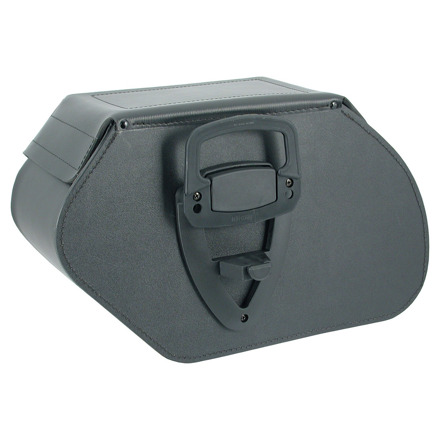 Klicbag Saddlebags 23 Liter, Zwart (3 van 3)