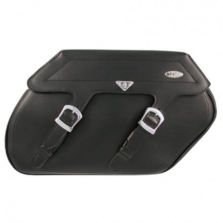 Klicbag Saddlebags Front Opening 23 Liter, Zwart (1 van 4)