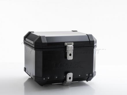 SW-Motech Trax Adventure Alubox Topcase (38 Ltr.)., Zwart (6 van 6)