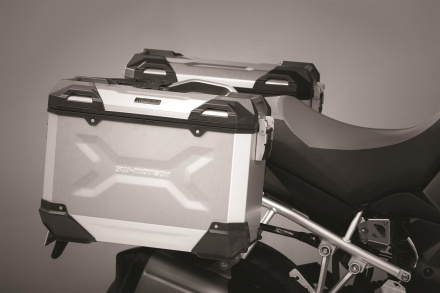 SW-Motech Trax Adventure Alubox Medium 37L, Rechts, Zilver (10 van 10)
