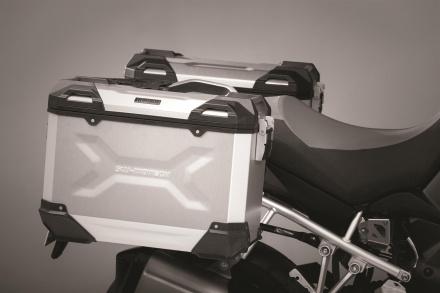 SW-Motech Trax Adventure Alubox Medium 37L, Rechts, Zilver (10 van 10)