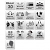 Sena 10R Bluetooth Headset enkel, N.v.t. (Afbeelding 5 van 5)