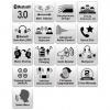 Sena SMH10R Bluetooth Headset enkel, N.v.t. (Afbeelding 5 van 5)