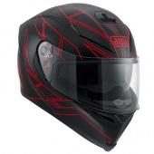 K-5 Hero - Zwart-Rood