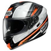 GT-Air Dauntless - Zwart-Wit-Oranje