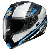 GT-Air Dauntless - Zwart-Wit-Blauw