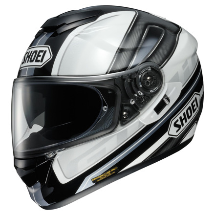 Shoei GT-Air Dauntless, Zwart-Wit-Zilver (1 van 3)