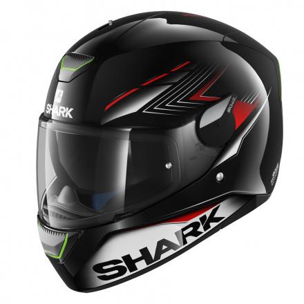 Shark Skwal Matador, Zwart-Rood-Zilver (1 van 6)