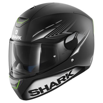 Shark Skwal Matador Mat, Mat Zwart-Zilver-Wit (1 van 6)