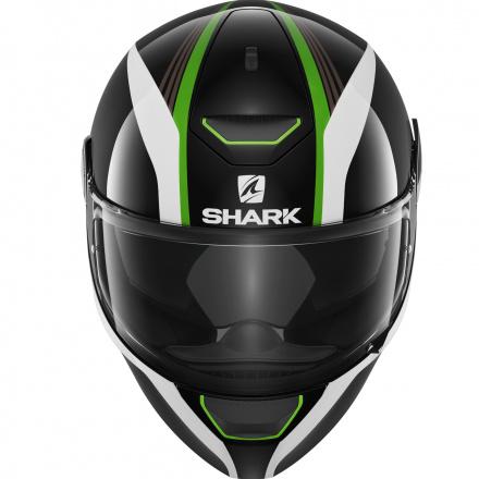 Shark Skwal Spinax, Zwart-Wit-Groen (4 van 4)