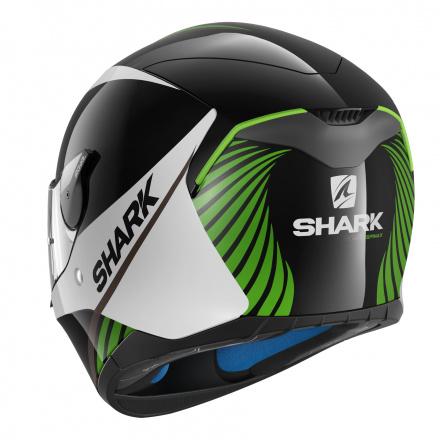 Shark Skwal Spinax, Zwart-Wit-Groen (2 van 4)