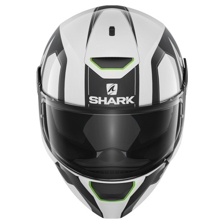 Shark Skwal Trion, Wit-Zwart-Antraciet (2 van 3)