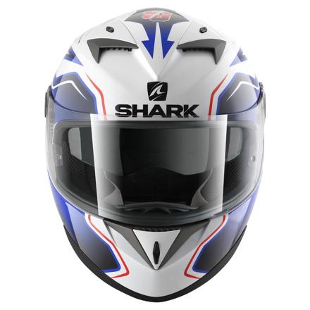 Shark S700 S Pinlock Guintoli, Wit-Blauw-Rood (3 van 5)