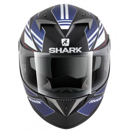 Shark S700 S Pinlock Tika Mat, Mat Zwart-Blauw-Wit (3 van 5)