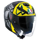 AGV Jet helmen