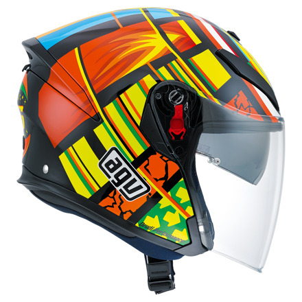 AGV K-5 Jet Elements, Multi (2 van 2)
