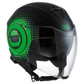 Fluid Pix - Zwart-Groen