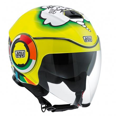 AGV Fluid Misano 2011 Rossi, Multi (1 van 2)