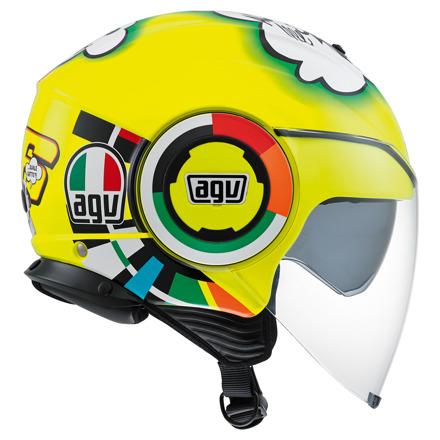 AGV Fluid Misano 2011 Rossi, Multi (2 van 2)