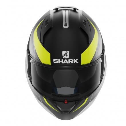 Shark EVO-ONE Krono Mat, Mat Zwart-Fluor (2 van 3)