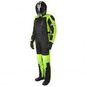 Calgary Suit - Zwart-Fluor