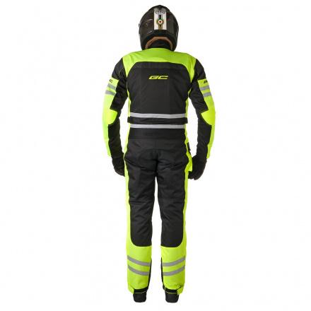 GC Bikewear Calgary 2 Suit, Zwart-Fluor (2 van 2)