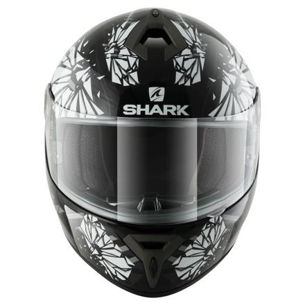 Shark S600 Pinlock Poonky, Zwart-Antraciet-Wit (2 van 5)