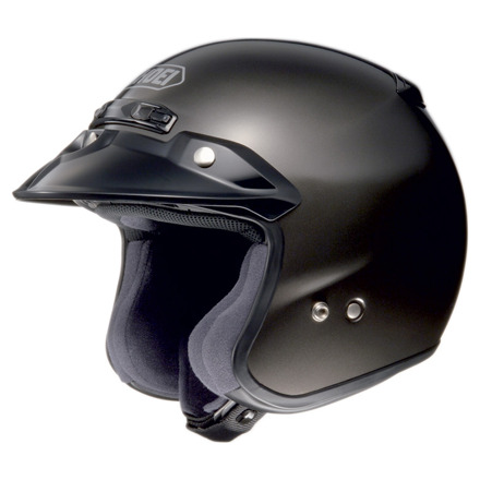 Shoei RJ Platinum-R Candy, Antraciet (1 van 1)