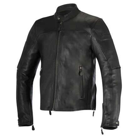 Alpinestars Brera Leather, Zwart (1 van 1)