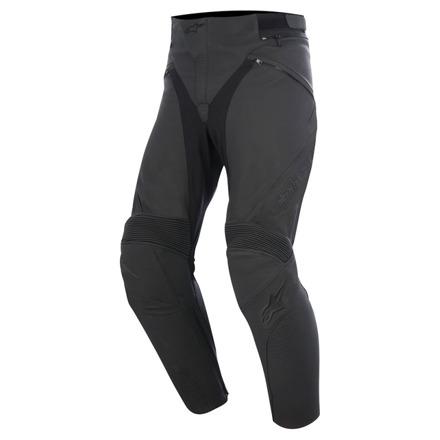 Alpinestars Jagg Leather Pants, Zwart (1 van 1)