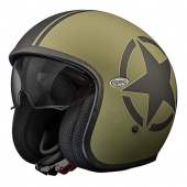Vintage Star - Army Green