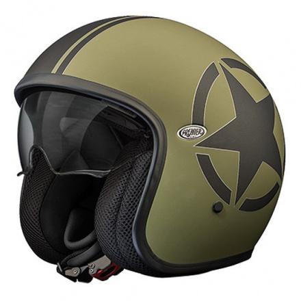 Vintage Star - Army Green