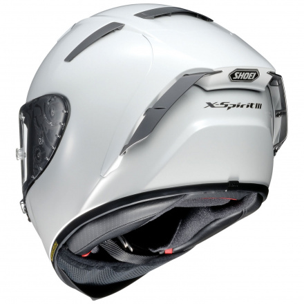 Shoei X-Spirit III, Wit (3 van 3)