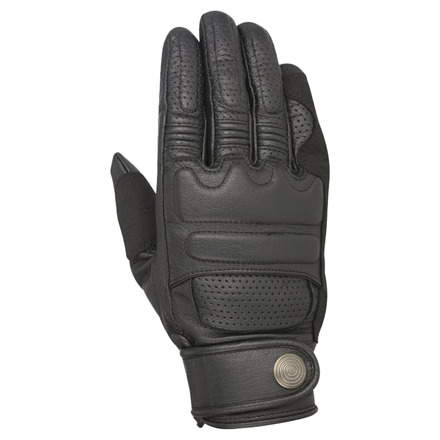 Alpinestars Robinson Leather, Zwart (1 van 1)