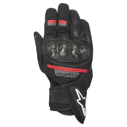 Alpinestars Rage Drystar, Zwart-Rood (1 van 1)