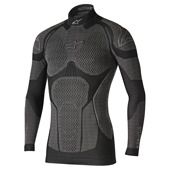 Ride Tech Top LS Winter - Zwart