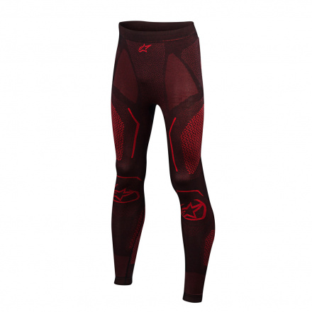 Ride Tech Bottom Summer - Zwart-Rood