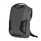 City Hunter Backpack - Zwart-Wit-Rood