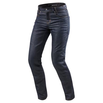 REV'IT! Lombard 2 Jeans, Donkerblauw (1 van 2)