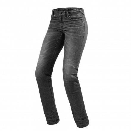 REV'IT! Madison 2 (Ladies Jeans), Donkergrijs (1 van 2)