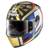 Race-R Pro Carbon Zarco World Champion - Zwart-Goud-Wit
