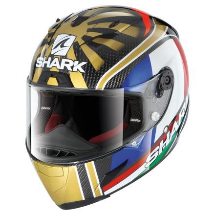 Shark Race-R Pro Carbon Zarco World Champion, Zwart-Goud-Wit (1 van 3)