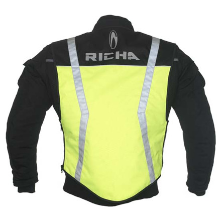 Richa Sleeveless Safety, Fluor (3 van 3)