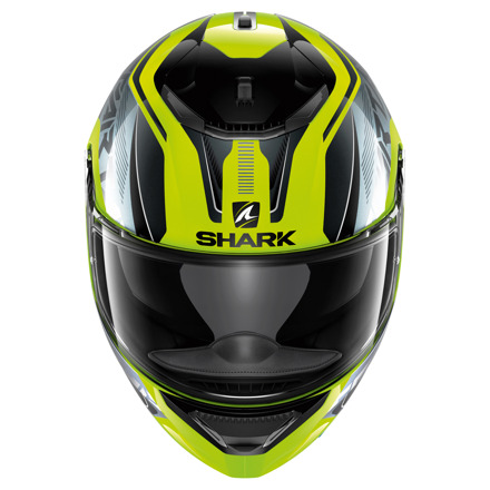 Shark Spartan Karken H.V., Geel-Zwart (3 van 3)