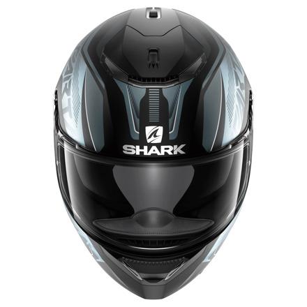 Shark Spartan Karken Mat, Zwart-Antraciet (3 van 3)