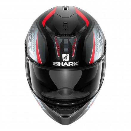 Shark Spartan Karken Mat, Zwart-Rood-Antraciet (3 van 3)