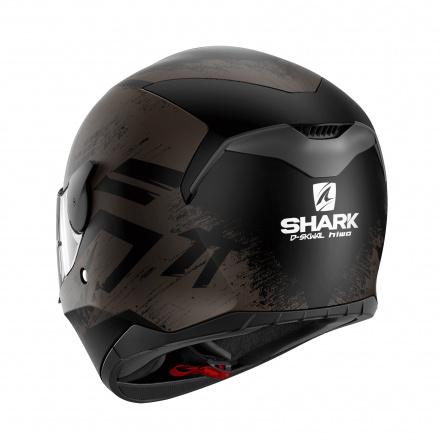Shark D-Skwal Hiwo Mat, Zwart-Antraciet (2 van 3)