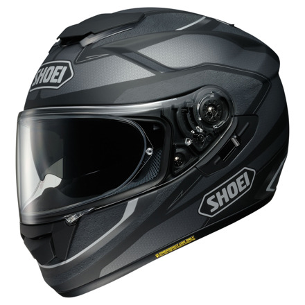 Shoei GT-Air Swayer, Zwart-Mat zwart (1 van 1)